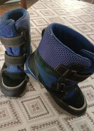 Термо ботинки мембрана сапоги gore-tex