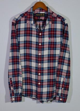 Рубашка в клетку musto shirt