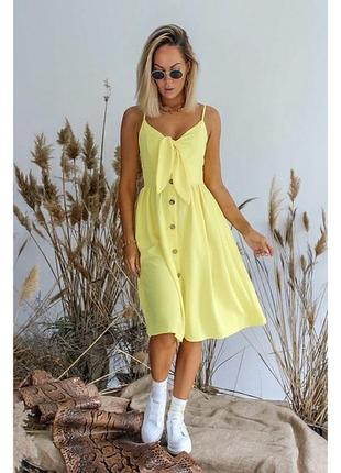 Платье сарафан жатка