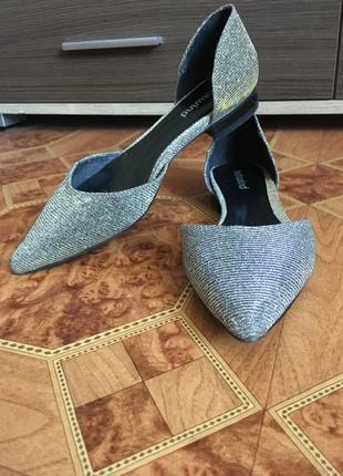 Стильные балетки, туфли