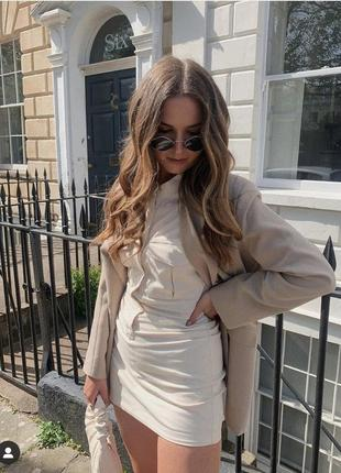 Zara платье хит 2021