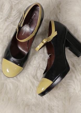 Вінтажні туфельки marc jacobs