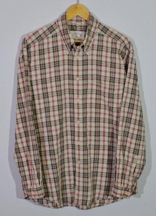Рубашка винтаж armani jeans vintage shirt
