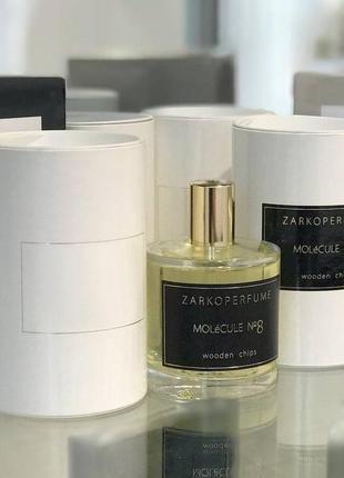 Zarkoperfume molecule  no. 8 оригинал_eau de parfum 3 мл затест распив отливанты