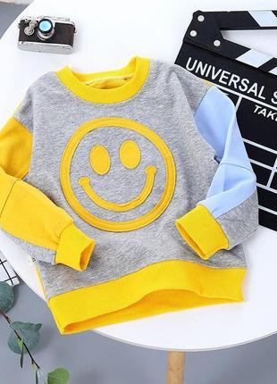 Свитшот свитер для мальчика