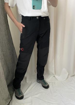 Трекинговые штаны mammut (оригинал)