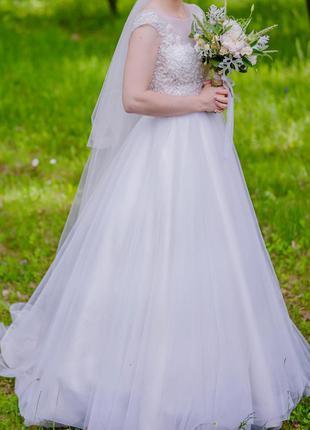 Свадебное платье nava bride модель 2017г
