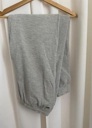 Спортивные штаны lacoste (оригинал)