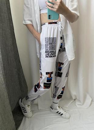 Спортивные штаны в азийском стиле ( s )