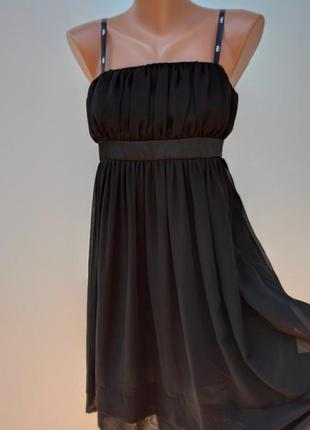 Жіноча сукня шифонова vera mont розмір 36 (е-285)
