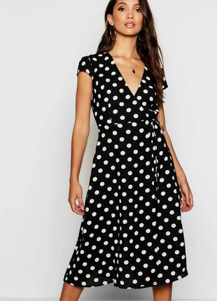 Платье с запахом1 фото