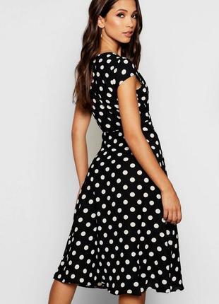 Платье с запахом2 фото