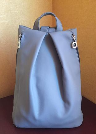 Оригинальный модный рюкзак из кожзама rebecca