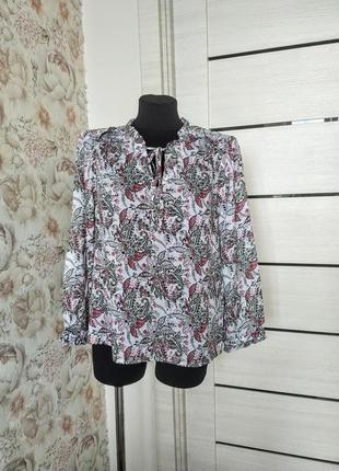 Шикарная блуза из модала