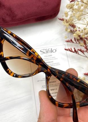 Качественные  трендовые солнцезащитные очки 😍2 фото