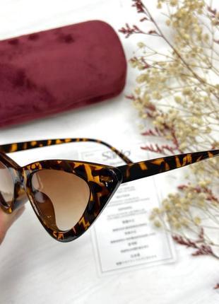 Качественные  трендовые солнцезащитные очки 😍