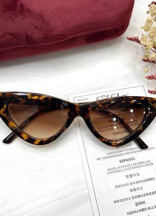 Качественные  трендовые солнцезащитные очки 😍3 фото