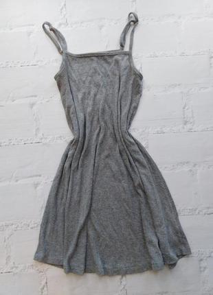 Платье майка сарафан