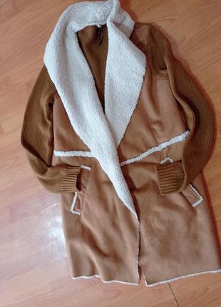 Пальто кардиган летняя цена