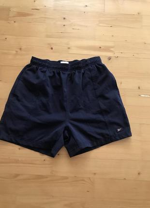 Reebok мужские винтажные шорты