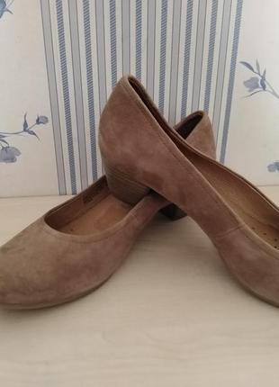 Caprice туфли р. 8-42, цвет сафари, новые