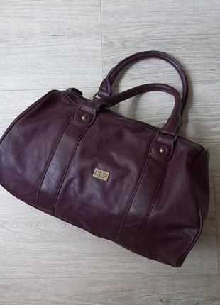 💖💜💚 стильная сумка бочонок