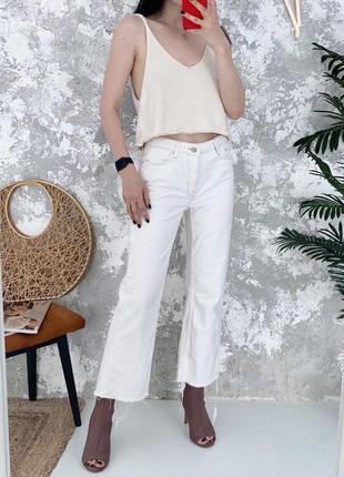 Джинсы в винтажном стиле винтаж прямые mango