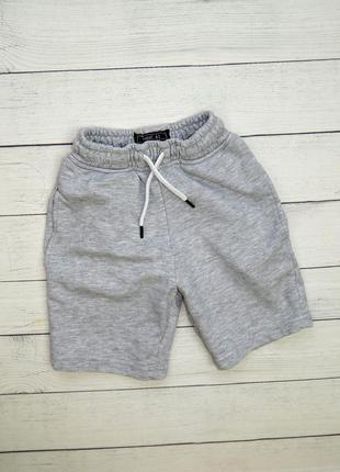 Легкие хлопковые шорты от next, для мальчика 5-6 лет.
