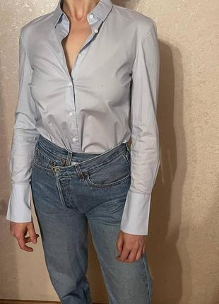 Классическая рубашка mango