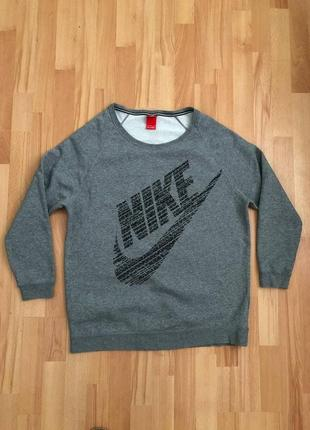 Женский свитер кофта свитшот nike