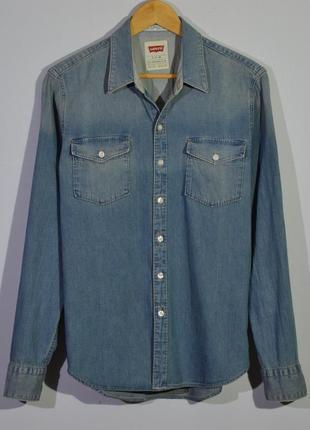 Рубашка джинсовая levi`s shirt