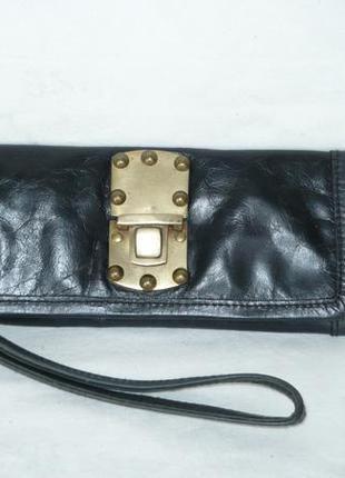 Новый оригинальный кошелёк портмоне натуральная кожа jocasi london