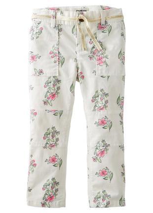 Легкие штаны oshkosh, размер 5
