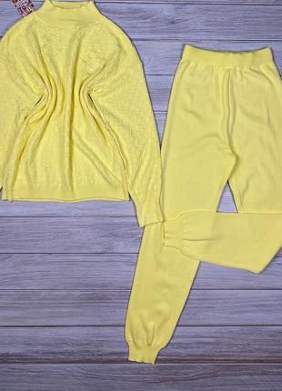 Костюм комплект кофта и штаны хит тренд фото в живую цвета в ассортименте