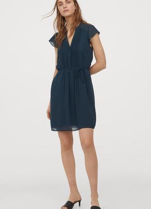 Новое платье h&m. размер 36.