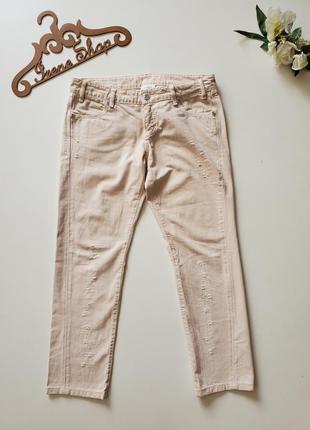 Фирменные джинсы pinko, размер 31