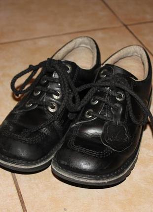 Ботинки kickers 37 размер
