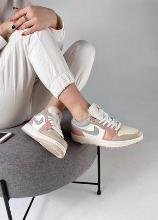 Хит продаж женские кроссовки nike air jordan наложка