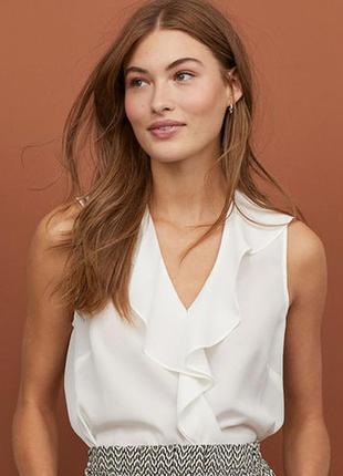 Новая блуза h&m. размер 36.
