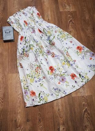 Нежное платье..