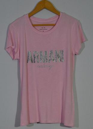 Женска футболка armani exchange ladies shirt