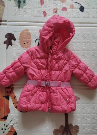 Куртка розмір 68