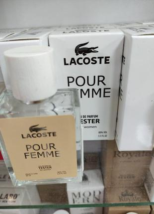 Парфюмированная вода тестер  lacoste