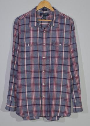 Рубашка tommy hilfiger shirt