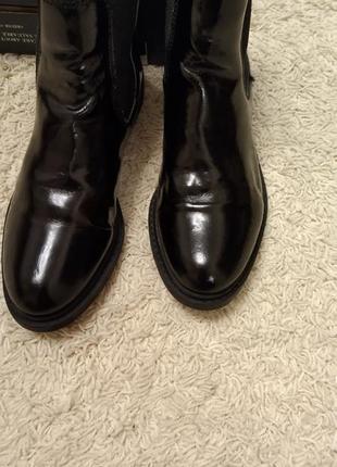 Челси , ботинки женские кожаные 38р