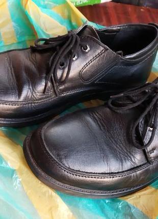 Туфли кожа натуральная 39 размер