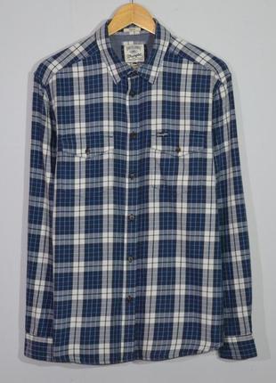 Рубашка в клетку wrangler shirt