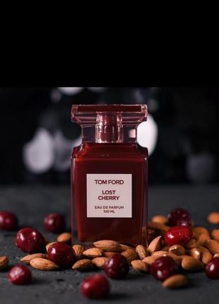 Tom ford lost cherry 🍒🥜🍷