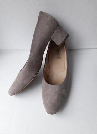Австрия!удобные кожаные туфли