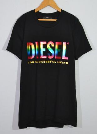 Футболка diesel ladies t-shirt